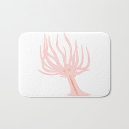 glass anemone Bath Mat