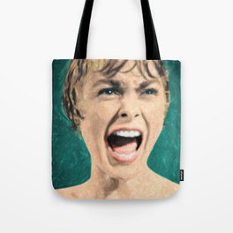 Psycho Shower Scene Tote Bag