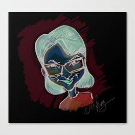 heidi Canvas Print