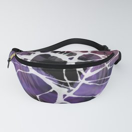 Chaotic Memories Fanny Pack