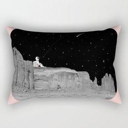Alta frecuencia Rectangular Pillow
