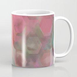 Autumn Bee Square Coffee Mug