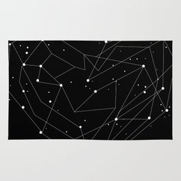 Constellations of the Heart Rug