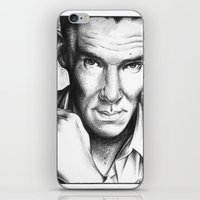 cumberbatch iPhone & iPod Skins featuring Benedict Cumberbatch by aleksandraylisk