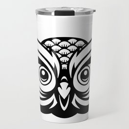 Atwell White Travel Mug