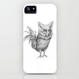 Foxicken iPhone Case