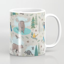 Wild Adventures Coffee Mug