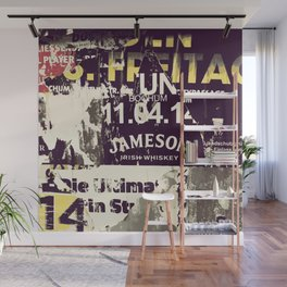 Jameson Irish Whiskey Wall Mural