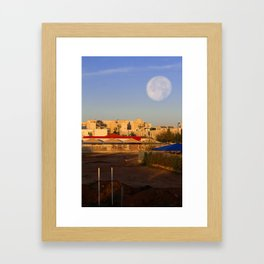 Don's Command Framed Art Print