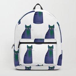 milk bottle cat : Annabell Backpack