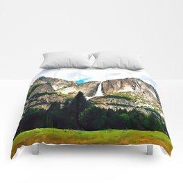 Vernal Mist Comforters