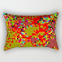 Offense by pics Rectangular Pillow
