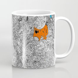 What Electric sheep Dream. Coffee Mug