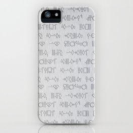 The Last Son iPhone Case