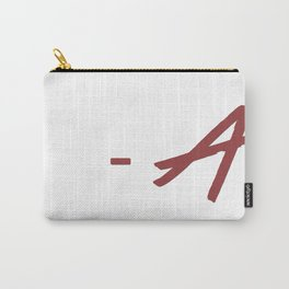 - A Carry-All Pouch