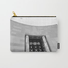 Brooklyn Public Library II Carry-All Pouch