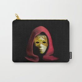 Red Cloak Carry-All Pouch
