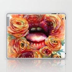 Ranunculus for Rebekah Laptop & iPad Skin