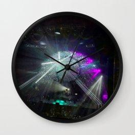 Rock Concert Wall Clock