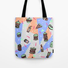 Atomic Munchies Tote Bag