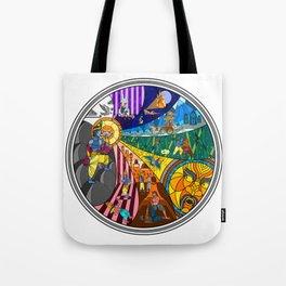 Prince Krishna Tote Bag