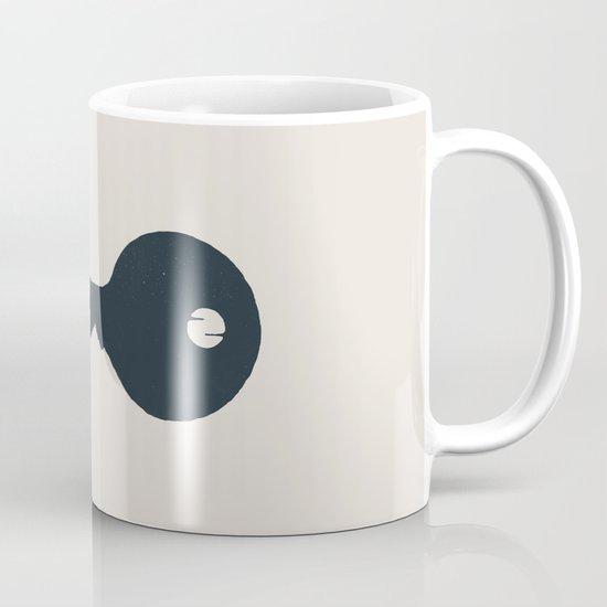 The key of the Mountain Mug