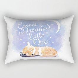 Sweet Dreams Little One Rectangular Pillow