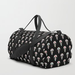 Bird sugar skull Duffle Bag