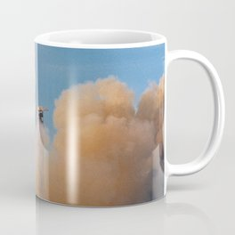 Apollo 8 - Saturn V Liftoff! Coffee Mug
