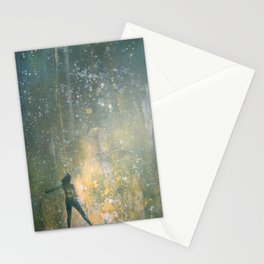 Scintillant Stationery Cards