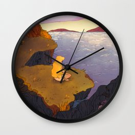 Pincoya Wall Clock