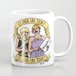 Queen Simo - Ci sarà un tour? Coffee Mug