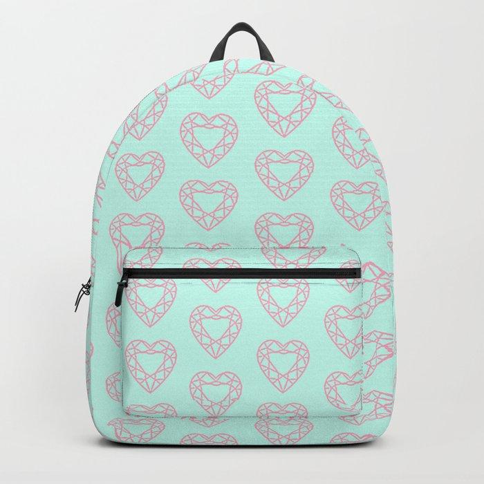 Happy Heart Gems Backpack