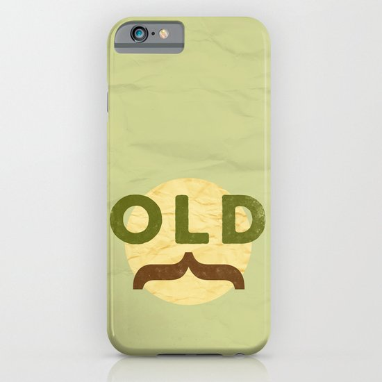 OLD iPhone & iPod Case