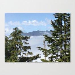 Mt. Seymour- Dog Mountian Canvas Print