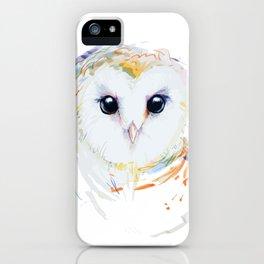 Lechuza iPhone Case