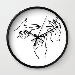 Lunatica Wall Clock