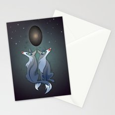Cosmology Stationery Cards