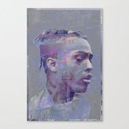 XXXtentacion Canvas Print