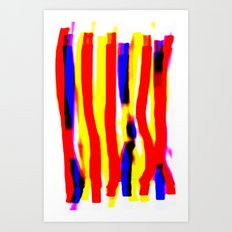 Pop Art 1 Art Print