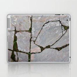 Damaged stones pic Laptop & iPad Skin