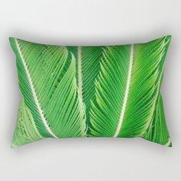 Jurassic Living Beauty Rectangular Pillow