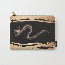 Undead Ouroboros Carry-All Pouch
