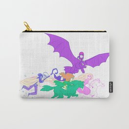 The Big Four Carry-All Pouch