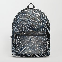 Whale shark for divers, shark lovers and fishermen Backpack