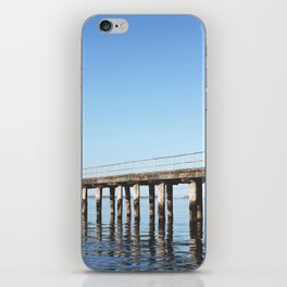 Reflections. iPhone Skin