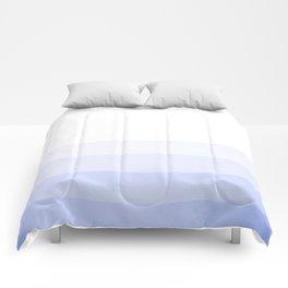 Dip Dye - Blue Comforters