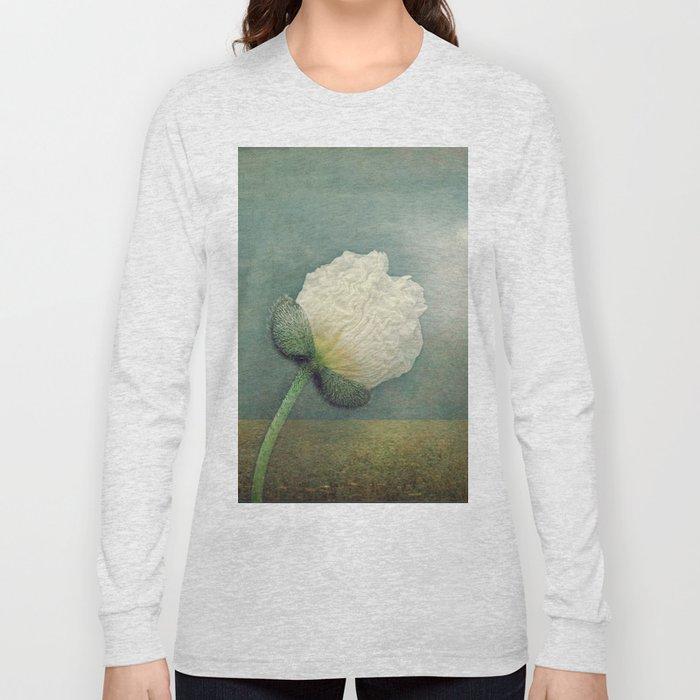The little Poppy Long Sleeve T-shirt