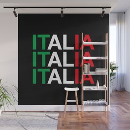 ITALY Wall Mural
