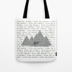 Official Trial Mountain Tote Bag